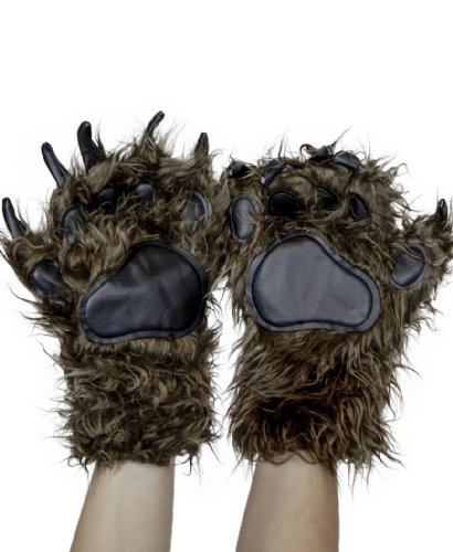 LazyOne® Bigfoot Paw Mitts